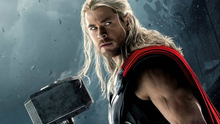 "Chris Hemsworth als Donnergott Thor in ""Thor 3: Ragnarok"""