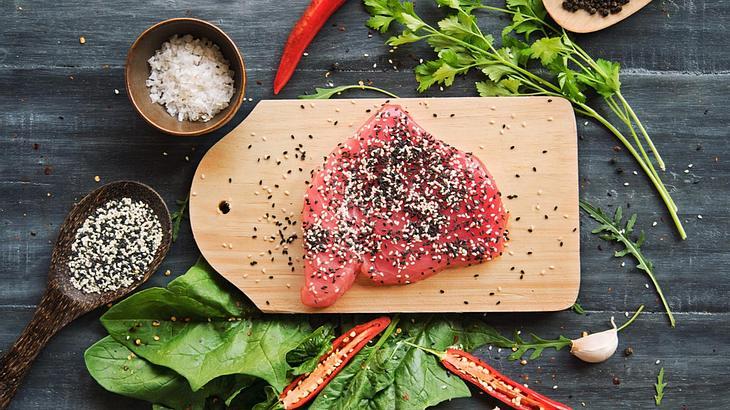 Thunfisch grillen leicht gemacht: So geht's!