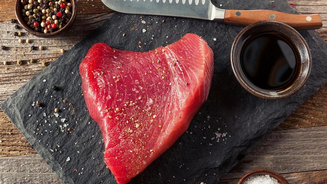 Thunfisch-Steaks grillen ist wahres Gourmet-Grillen