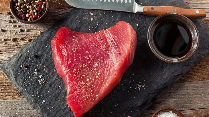 Thunfisch Grillen So Gelingt Das Perfekte Grill Steak