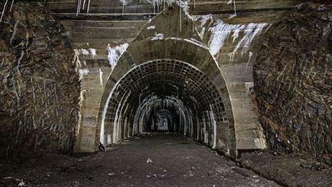 Dortmunder Tiefstollen: Labyrinth unter der Stadt