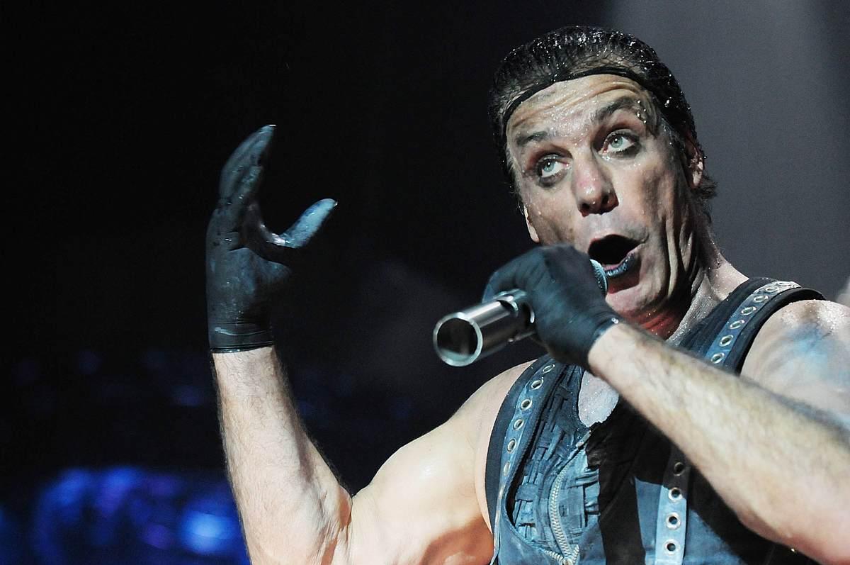 Ekel-Schock bei Konzert! Till Lindemann verstört Fans