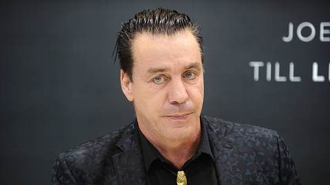 Till Lindemann - Foto: imago images / STAR-MEDIA