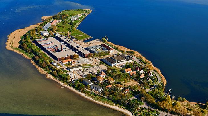 Riems ist die gefährlichste Insel Deutschlands