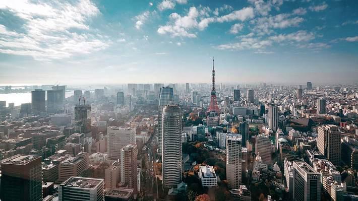 Skyline von Tokio - Foto: iStock / Easyturn