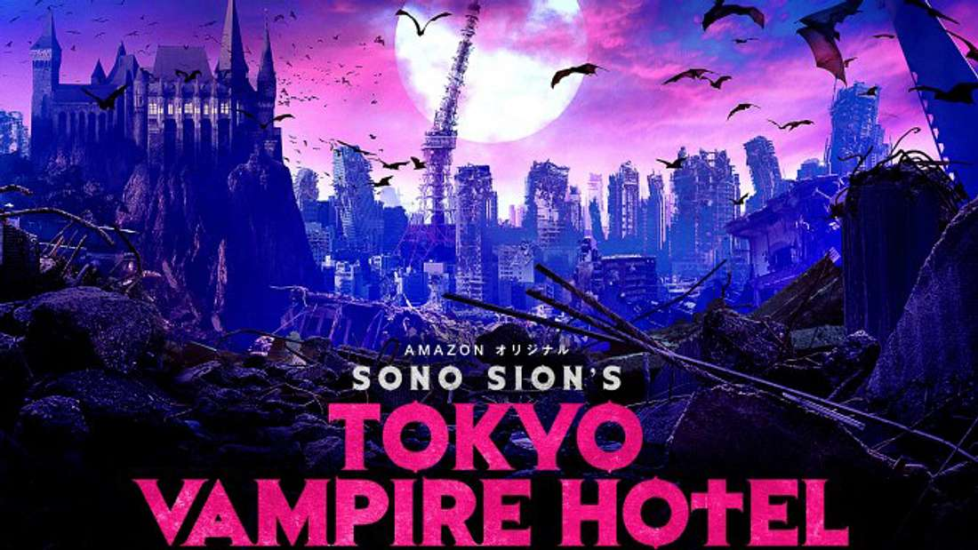 Neue Amazon Original Serie: Tokyo Vampire Hotel