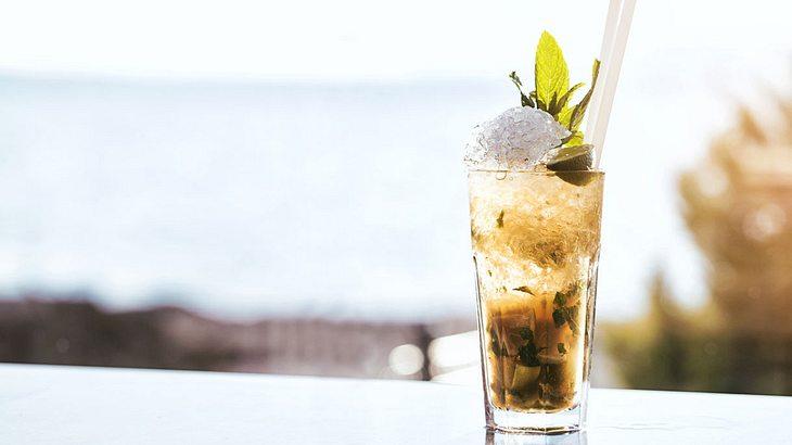 Tonic-Water ist auch als Stand-Alone-Drink ein Genuss