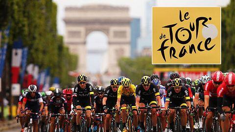 Die Tour de France 2019 im Livestream. - Foto: Getty Images/AFP Contributor, Getty Images/Bryn Lennon