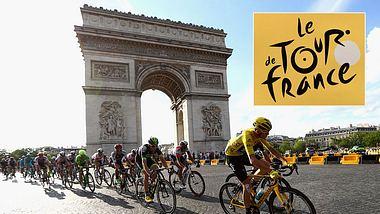 Die Tour de France in Paris. - Foto: Getty Images/Michael Steele, Getty Images/AFP Contributor