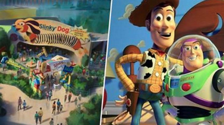 """""""Toy Story Land"""": Walt Disney World mit neuer Themenwelt"""