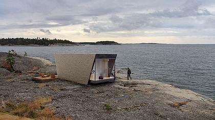 DROP Box: Diese tragbaren Zelte von In-Tenta sind Hotel-Suiten in Zeltform - Foto:  In-Tenta