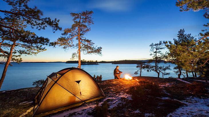 Von Angeln bis Trekking: Das sind die Outdoor-Trends 2018