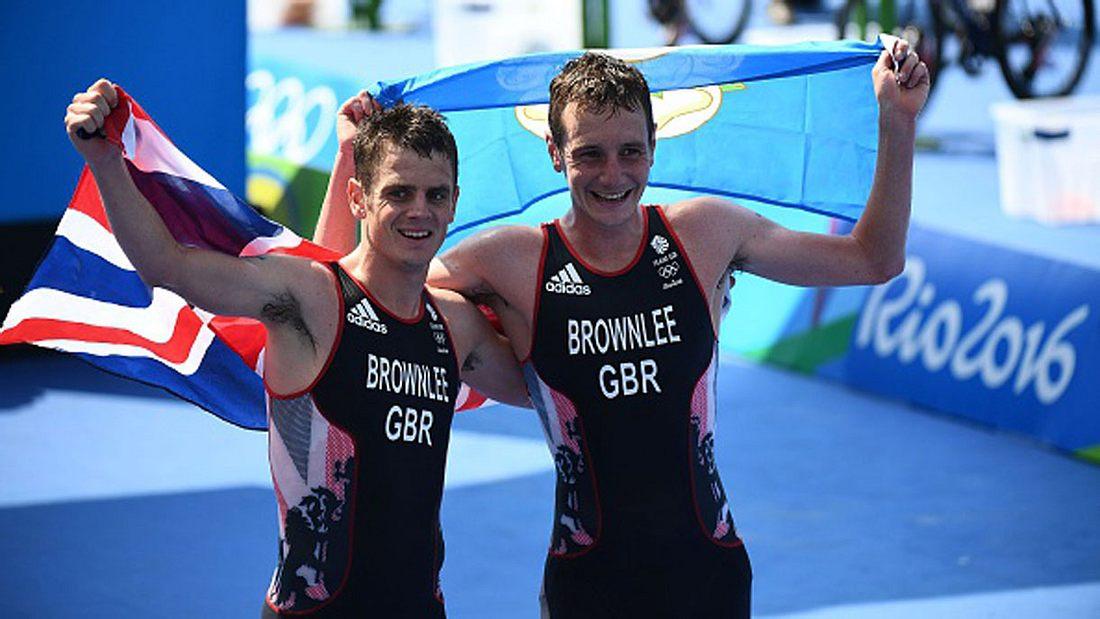 Jonathan und Alistair Bronwlee