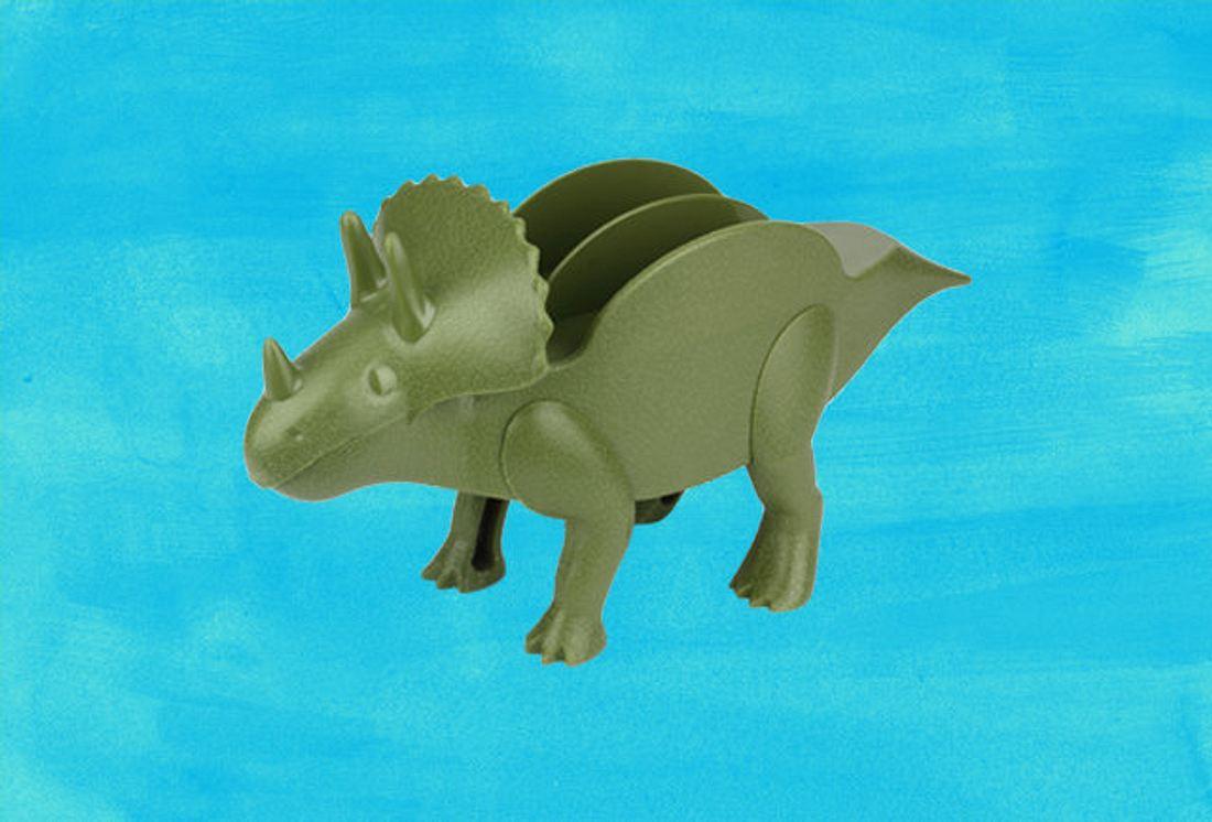 TriceraTaco: Dieses Geschirr in Dinosaurier-Form halten deine Tacos