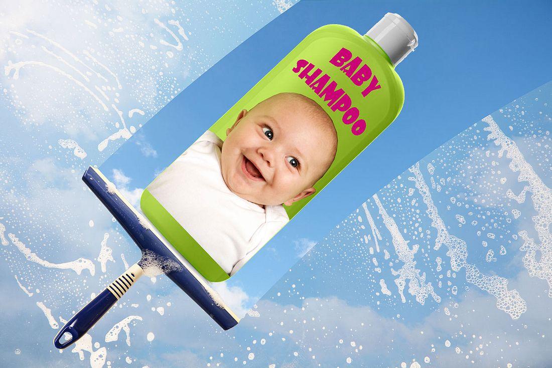 Tricks mit Babyshampoo