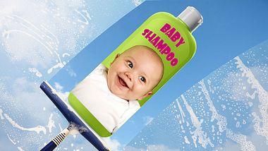 Tricks mit Babyshampoo - Foto: iStock / fermate / belchonock / jeannehatch (Collage Männersache)