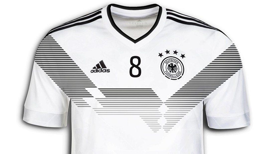 Fußball: Neues Deutschland-Trikot im Retro-Look