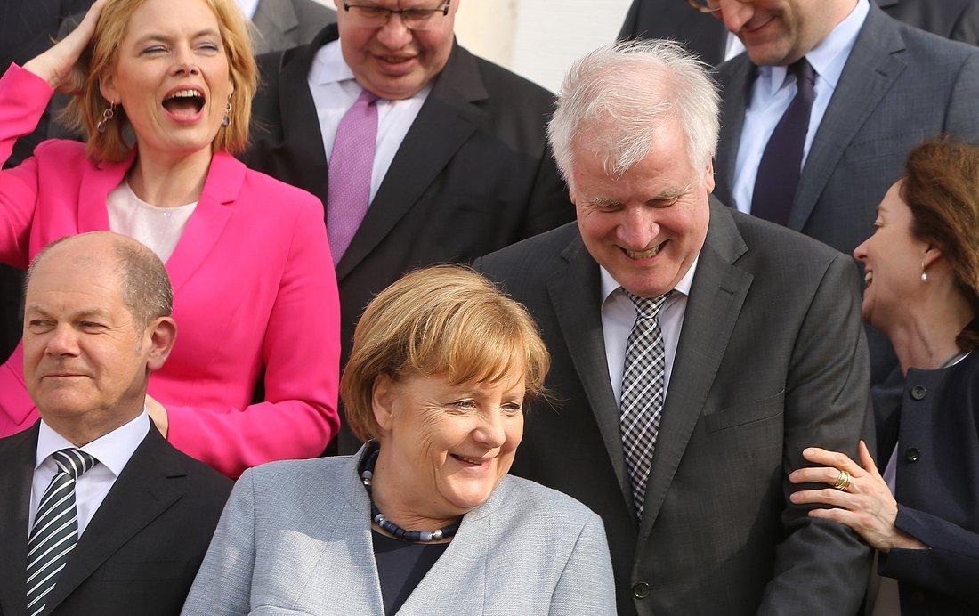 Die deutsche Bundesregierung