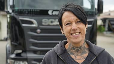 Trucker Lady Moni - Foto: DMAX