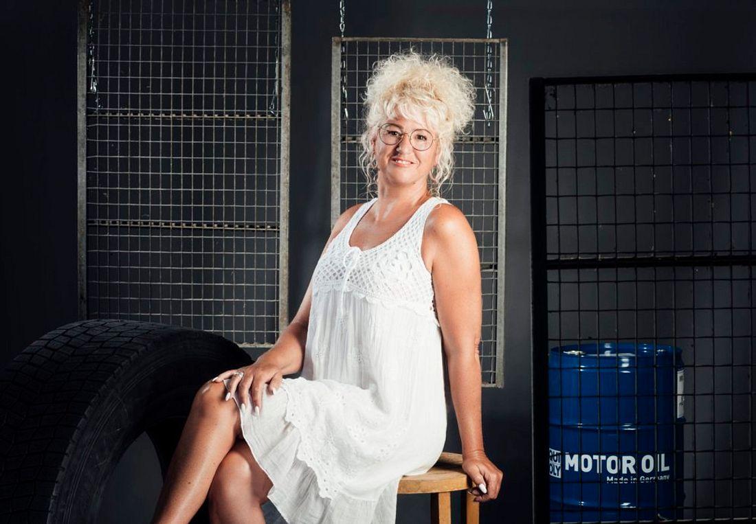 Einmal Lady, immer Lady: Trucker Babe Bettina