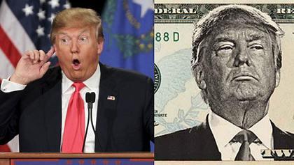 So viel verdient Donald Trump jährlich als US-Präsident