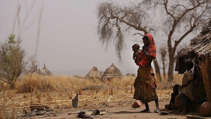 Der Tschad gehört zu den ärmsten Ländern der Welt.