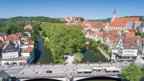 Tübingen - Foto: iStock/:4FR