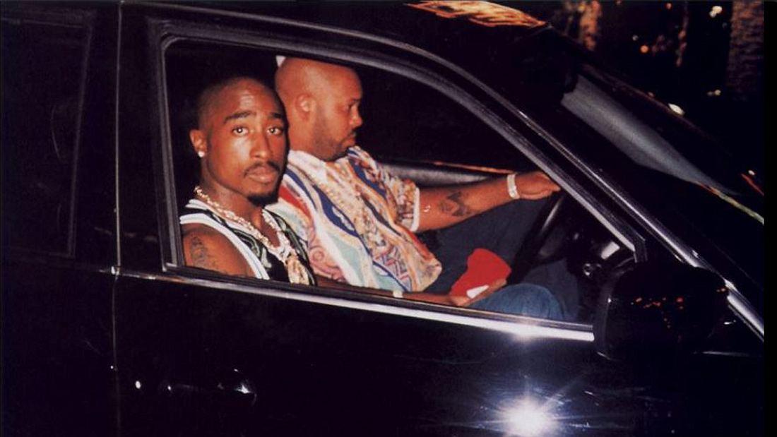 Der BMW, in dem Tupac 1996 tödlich angeschossen wurde, steht für rund 1.5 Millionen Euro zum Verkauf