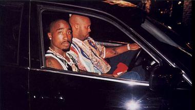 Der BMW, in dem Tupac erschossen wurde, wird verkauft