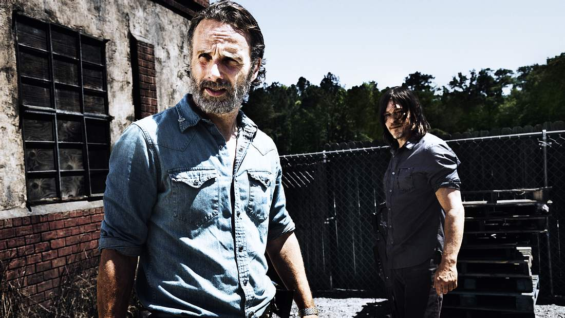 The Walking Dead Staffel 8 Start