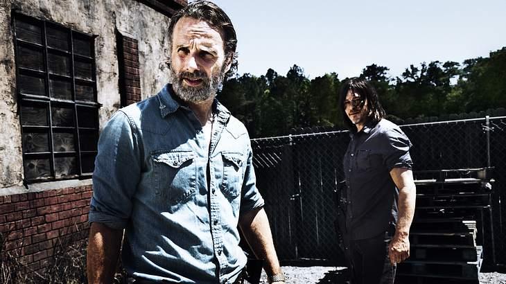 The Walking Dead Staffel 8 Sky