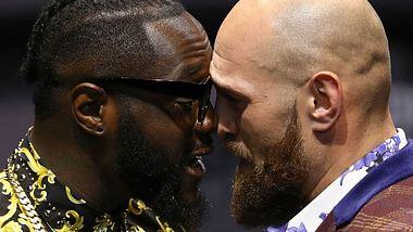 Tyson Fury vs. Deontay Wilder: Datum, Übertragung, Live-Stream