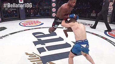 Das ist der vielleicht zornigste MMA-Knock-out überhaupt