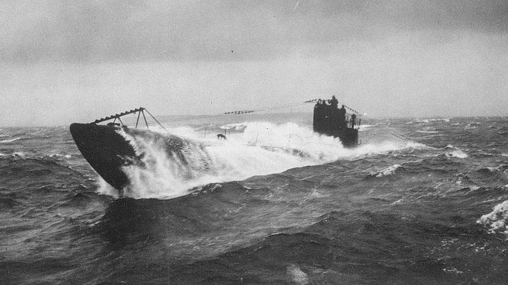 Deutsches U-Boot UB-148