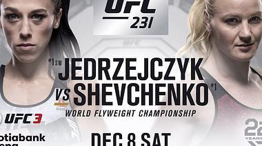 UFC 231: Hauptkampf, Fight-Card und Live-Stream
