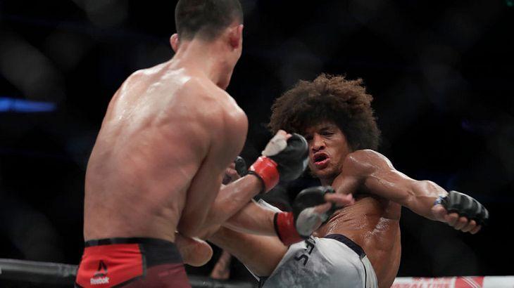 UFC im Januar 2018: Alle Events und Termine