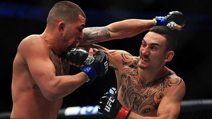 UFC im Maerz 2018: alle Events und Termine