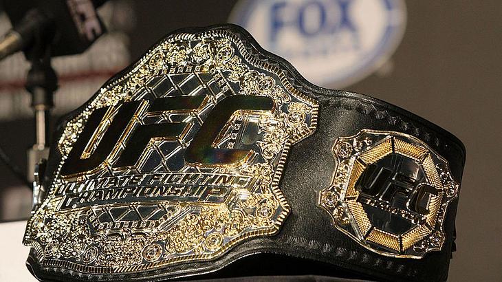 Die UFC im Live-Stream (Symbolfoto).