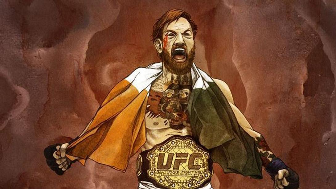 6 männliche UFC-Rekorde von Conor McGregor