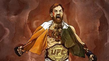 Conor McGregor unter den 25 bestbezahlten Athleten der Welt