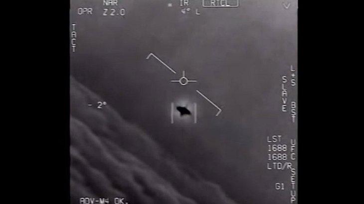 Geheimes Pentagon-Video: US-Kampfpiloten entdecken UFO