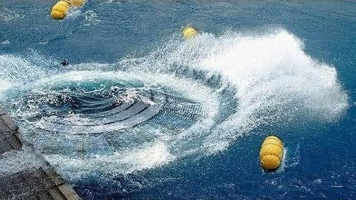 Hbaen US-Forscher auf dem Grund des Pazifik ein gigantisches Raumschiff entdeckt?