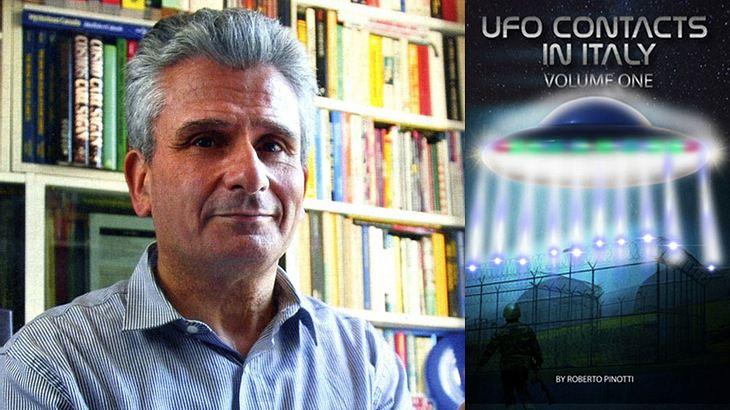 Dr. Roberto Pinotti und sein Buch