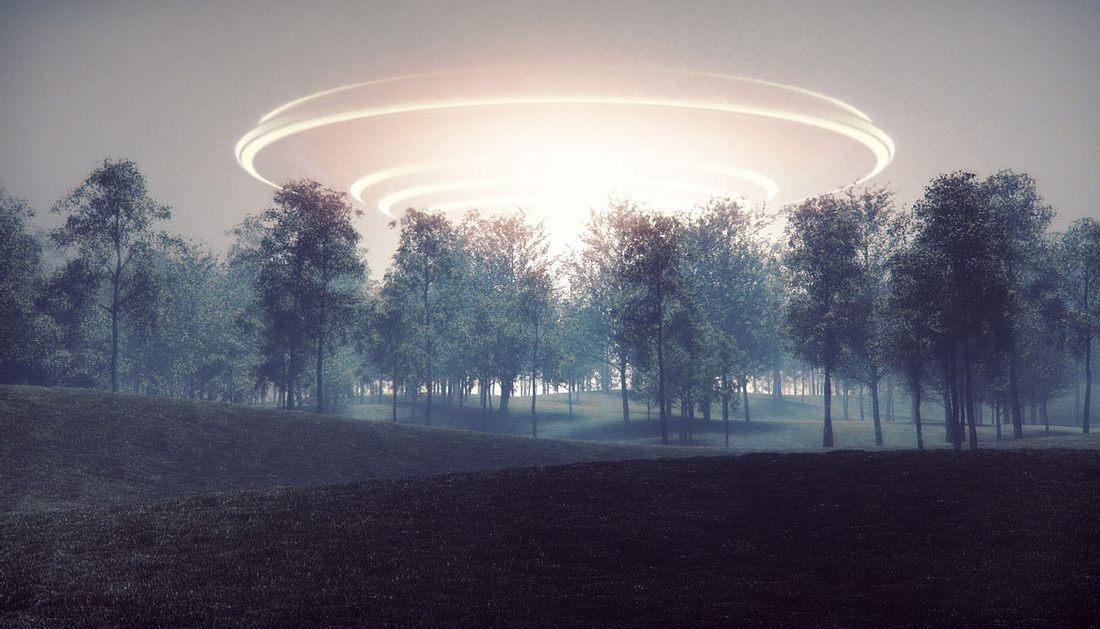Mehrere Piloten erfassen UFO nahe der irischen Küste
