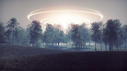Mehrere Piloten erfassen UFO nahe der irischen Küste - Foto: iStock / gremlin