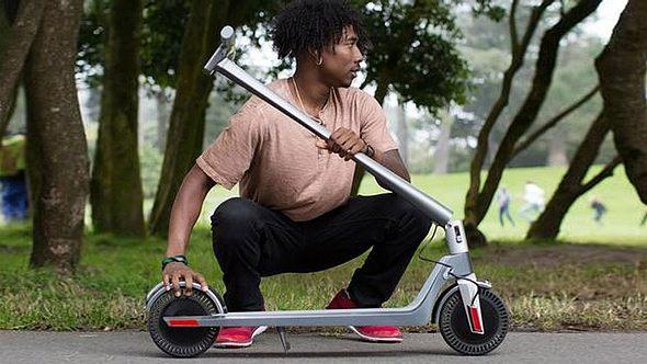 Unagi E-Scooter: Alles über den neuen Elektroroller