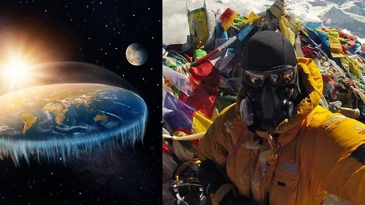 Der Foto-Beweis, dass die Erde rund ist