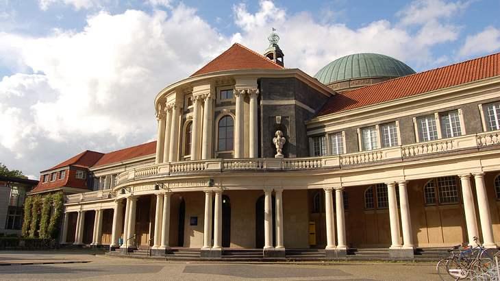 Religiöser Verhaltenskodex an der Universität Hamburg