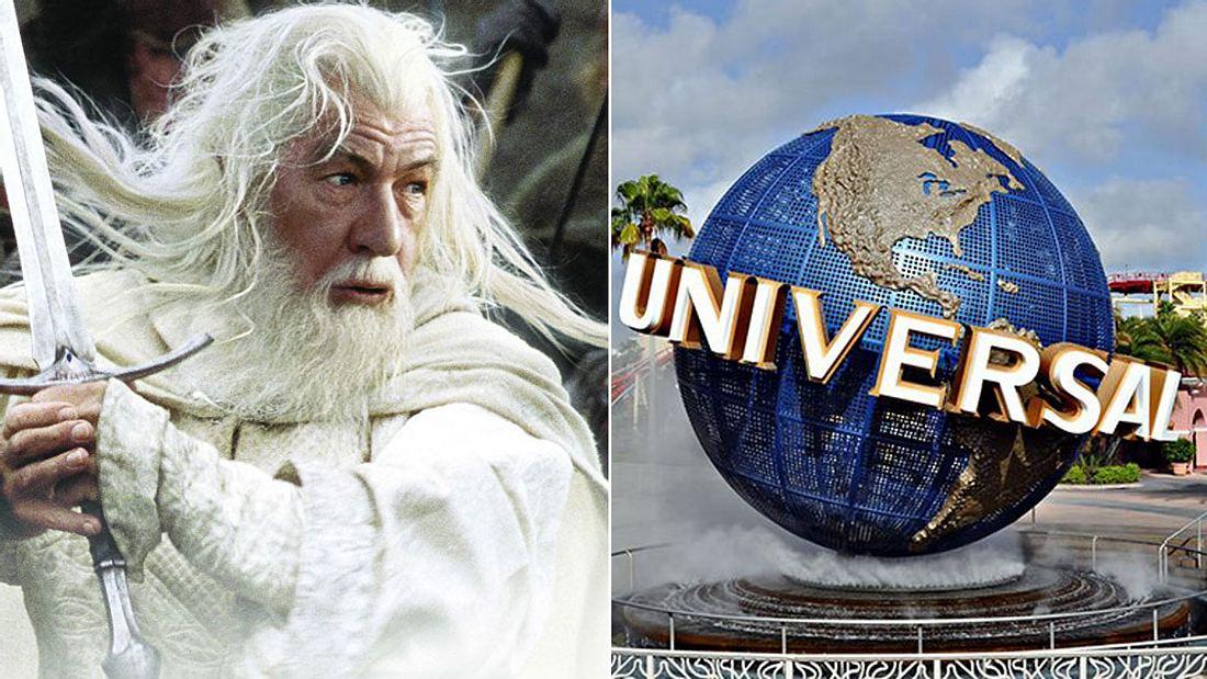 Herr der Ringe-Themenpark bei Universal