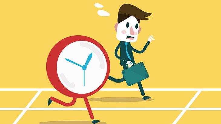 Menschen, die ständig zu spät kommen, können nichts für ihre Unpünktlichkeit